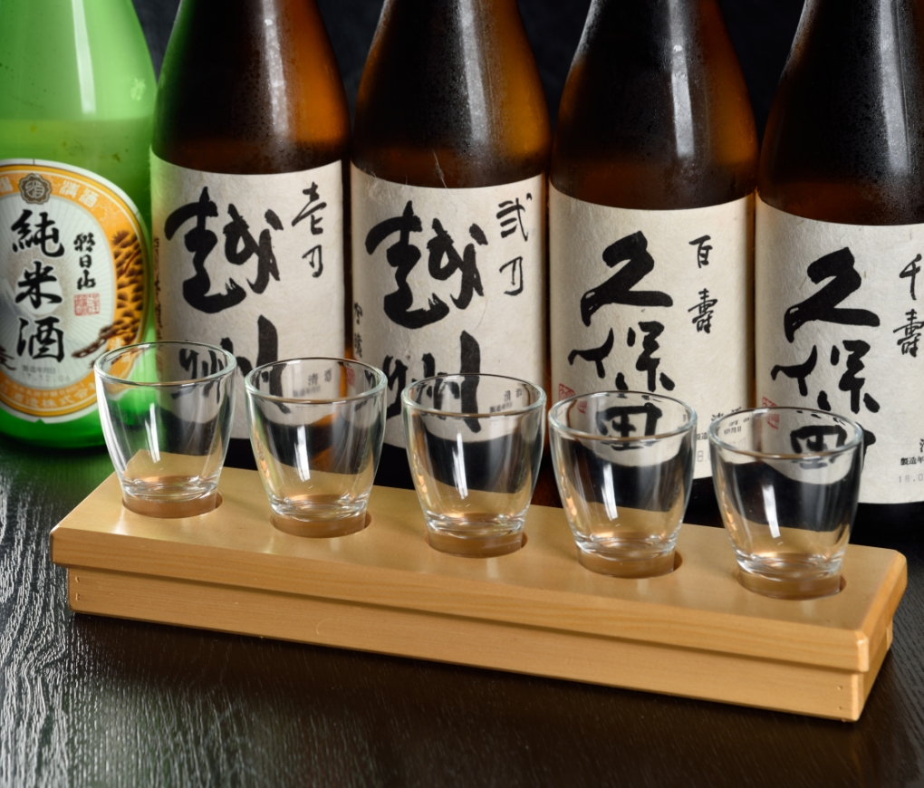 地元・朝日酒造の日本酒