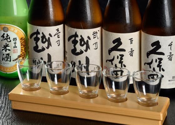銘酒「久保田」の写真