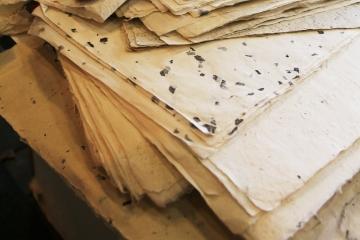 小国和紙生産組合
